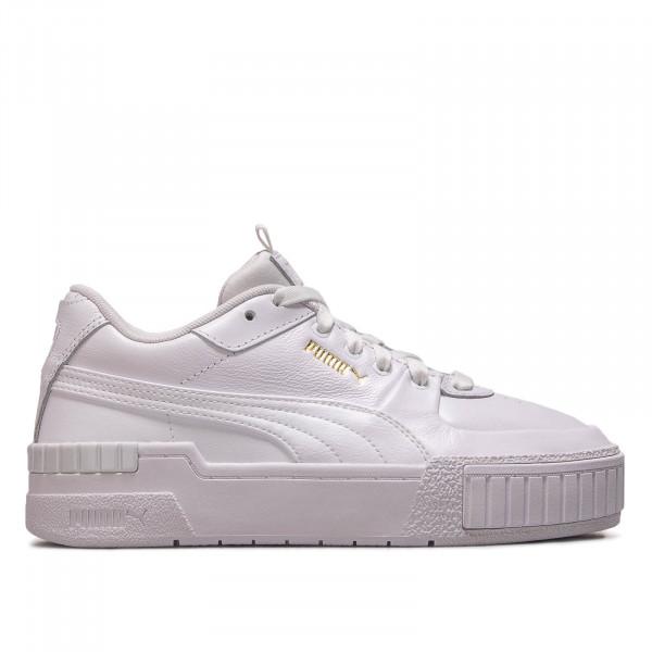 Damen Sneaker Cali Sport White White