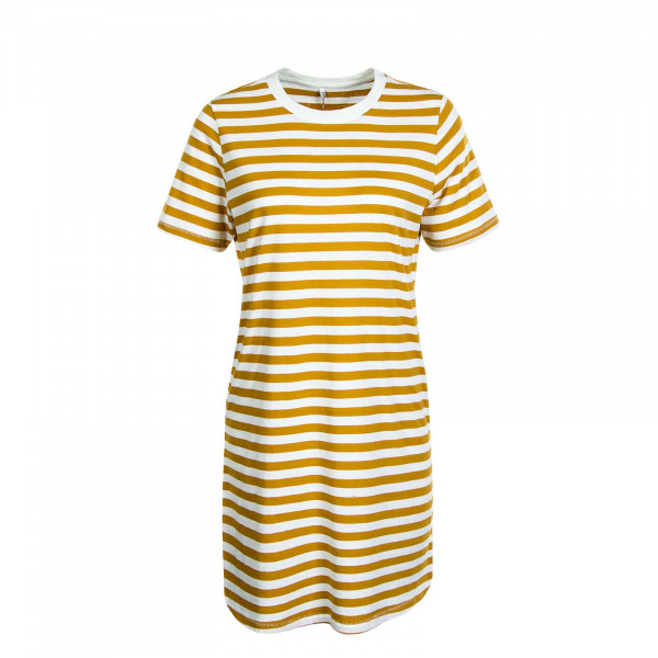 Kleid June Life S/S  Golden Stripes Cloud