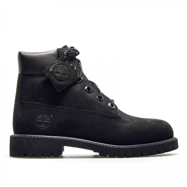Timberland Wmn Boot 6in Junior Black