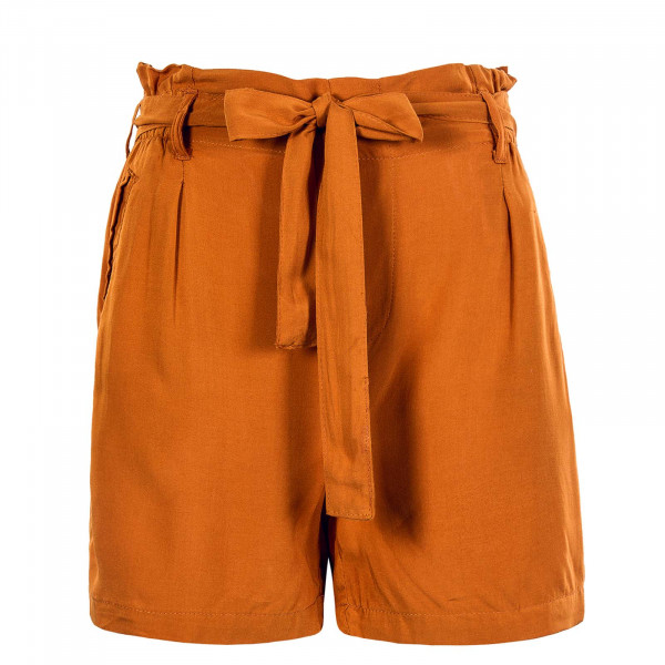 Damen Short 61859ZA Dark Orange