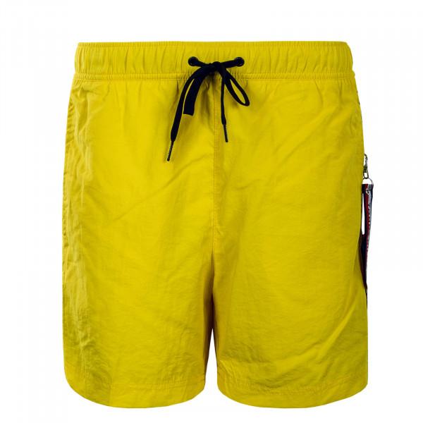 Tommy Boardshort Drawstring 1079 Yellow