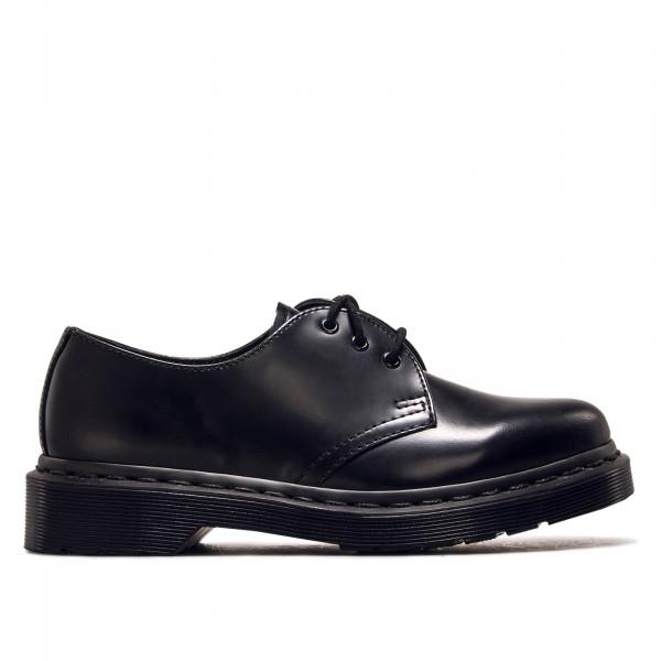 Herren Schuh  3 Eye 1461 Mono Smooth Black