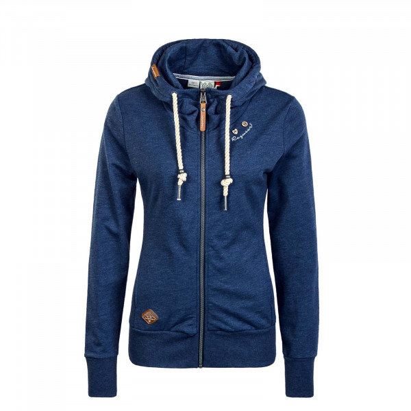 Damen Jacke - Paya Sweat - Indigo