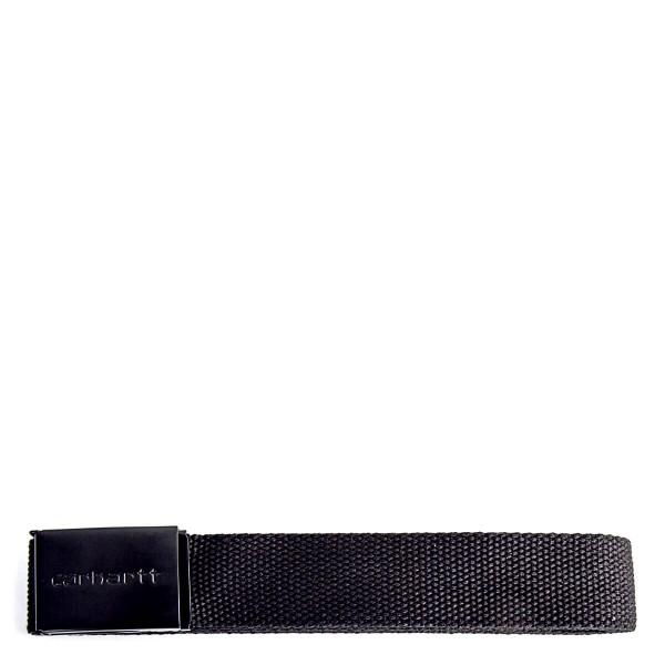 Carhartt Belt Clip Tonal Black Black
