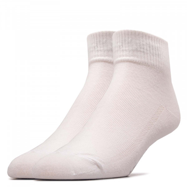 2er-Pack Socken  Pairs 168SF Mid Cut White