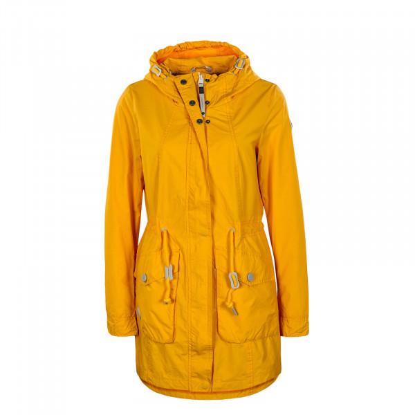 Damen Mantel - Elsa - Yellow