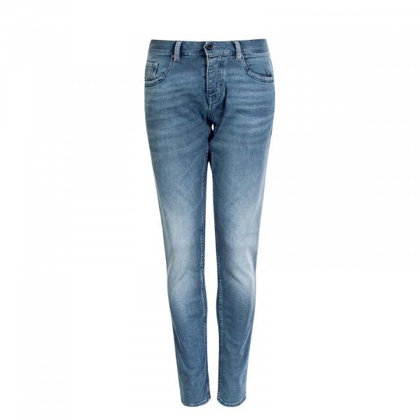 Herren Jeans Tailwheel Comfort Grey Blue