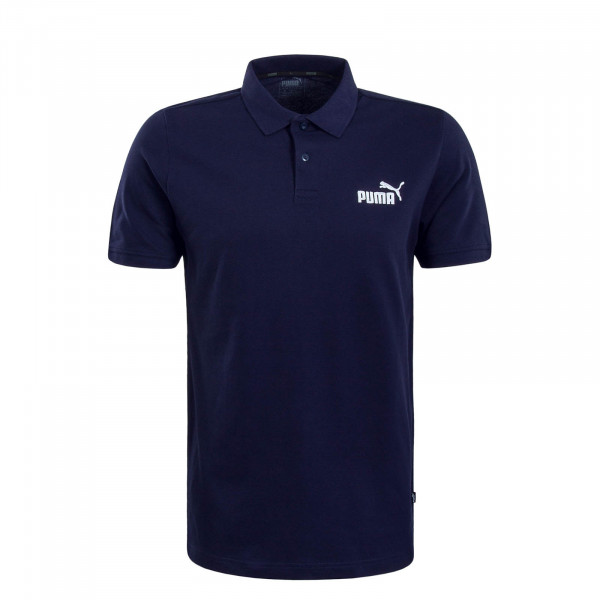 Herren Poloshirt Pique Navy
