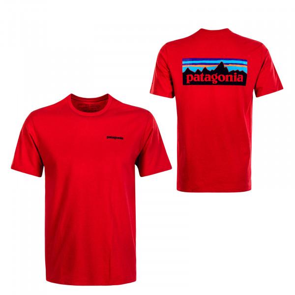 Herren T-Shirt Responsibili Red