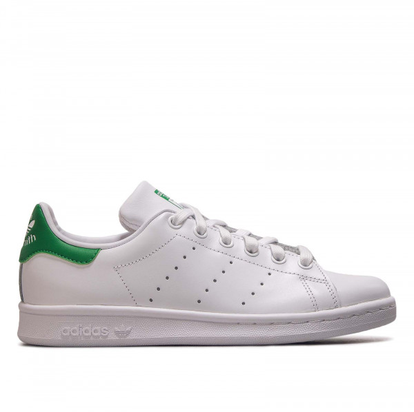 Damen Sneaker Stan Smith J White Green