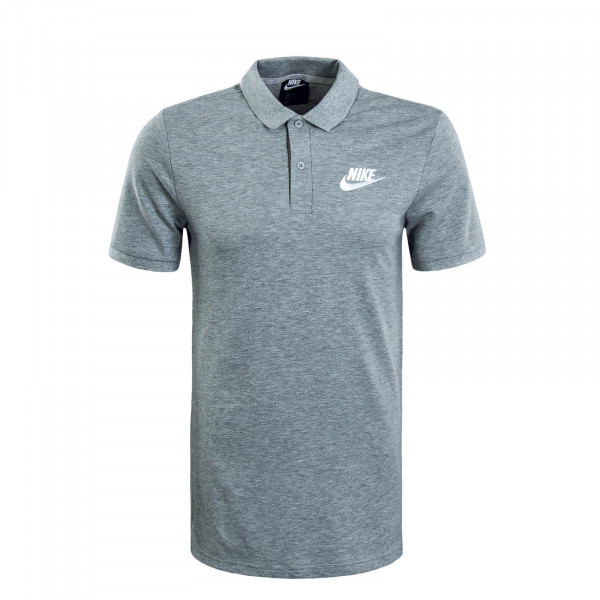 Herren Polo Matchup Grey