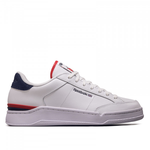 Herren Sneaker AD Court White Navy Red