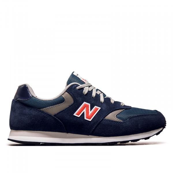 Herren Sneaker - ML 393 SS1 - Natural Indigo / Stone Blue