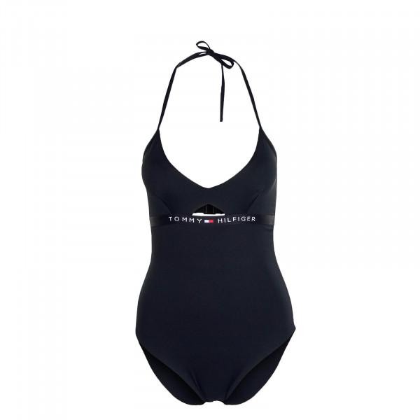 Damen Badeanzug 1425 Black