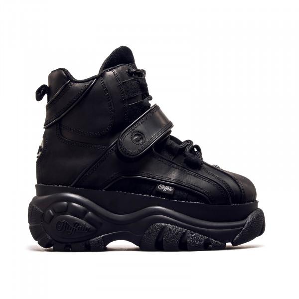 Buffalo Wmn Boots 1348-14 2,0 CowLth Black