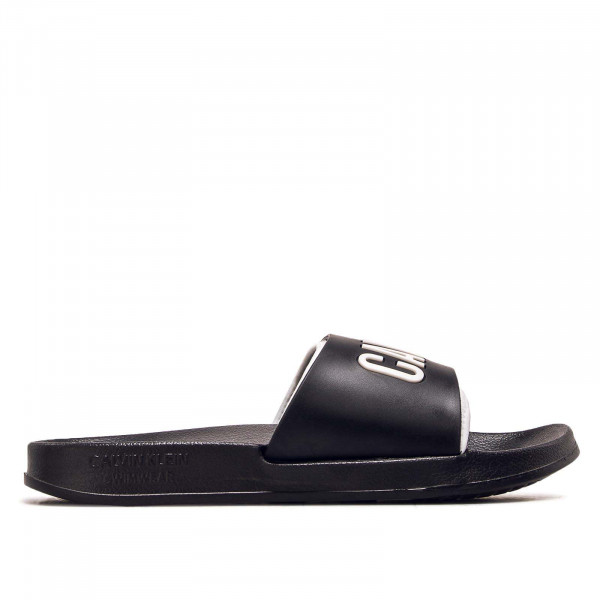 Herren Slide 0376 001 Black White