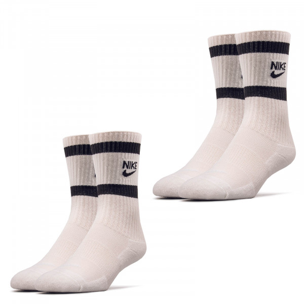 2er-Pack Socken Heritage White Black