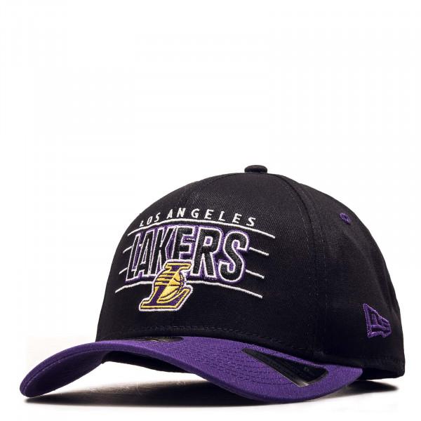 Unisex Cap - NBA Team 9 Fifty LA Lakers - Black / Purple