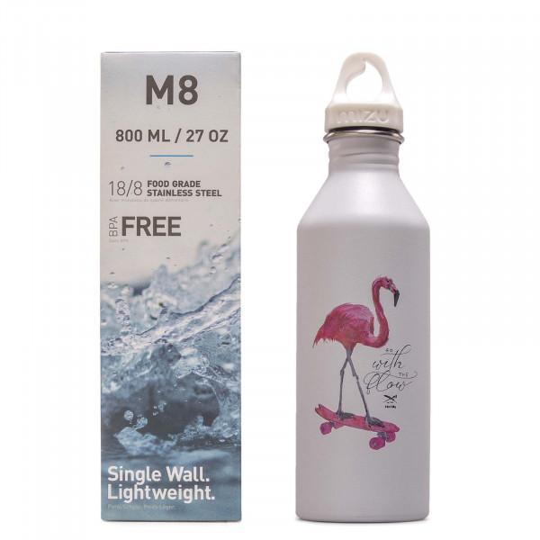 Bottle Flowmingo White