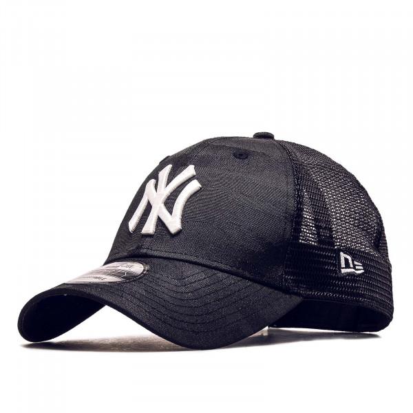 Trucker-Cap - Home Field 9 Forty NY - Black