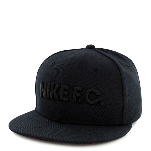 Nike Cap FC True Black