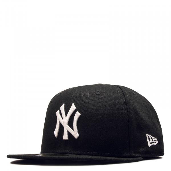 Cap 59Fifty Basic NY Black White