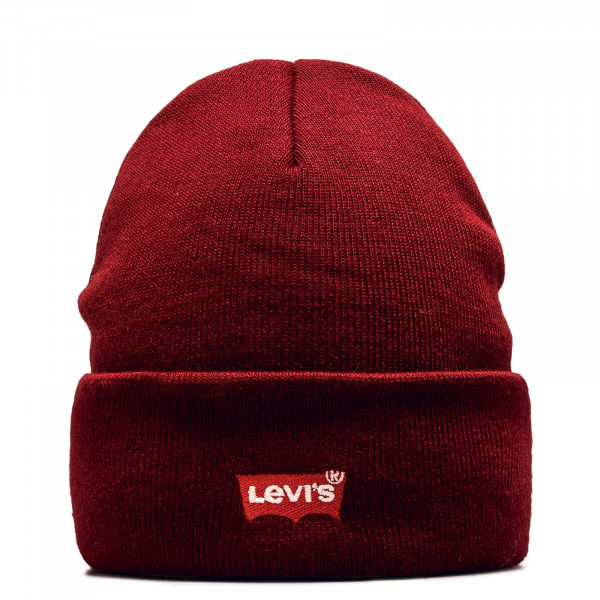 Beanie Red Batwing Bordeaux
