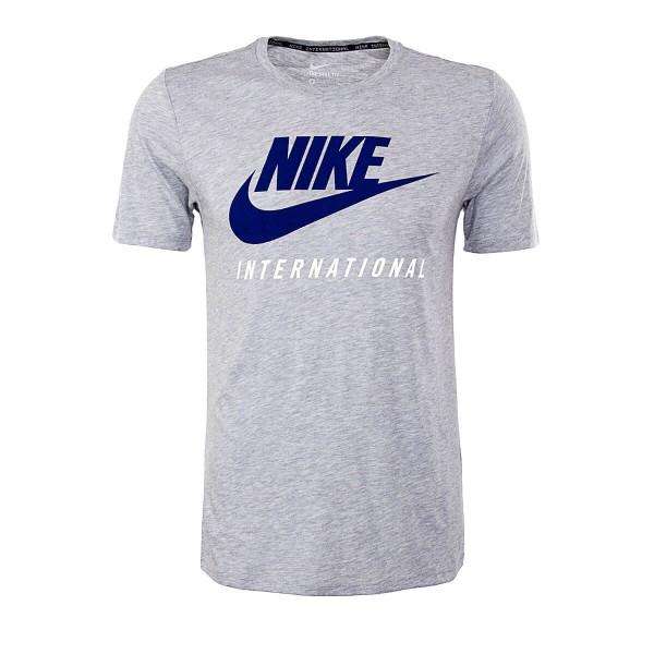 Nike TS Tee Grey Blue