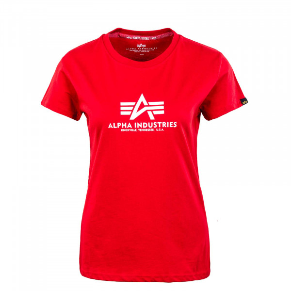 Damen T-Shirt - New Basic Speed - Red