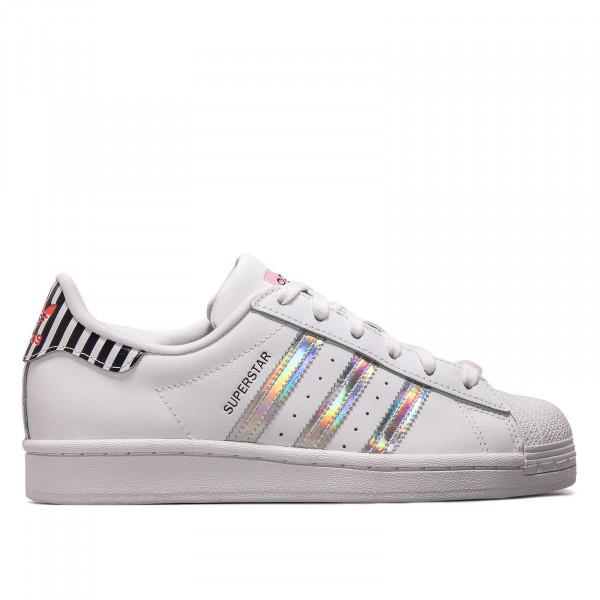 Damen Sneaker - Superstar - White Pink Black