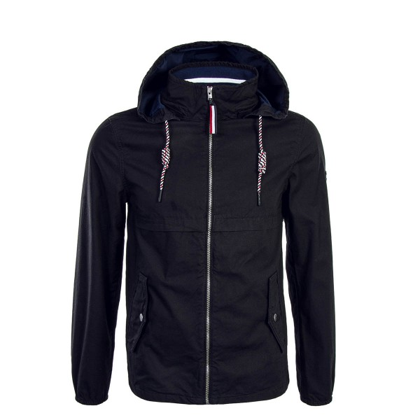 Tommy Jkt Anorak Outerwear Black