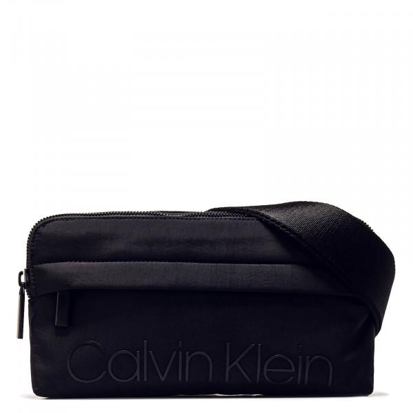 Waist Bag Strapped Black