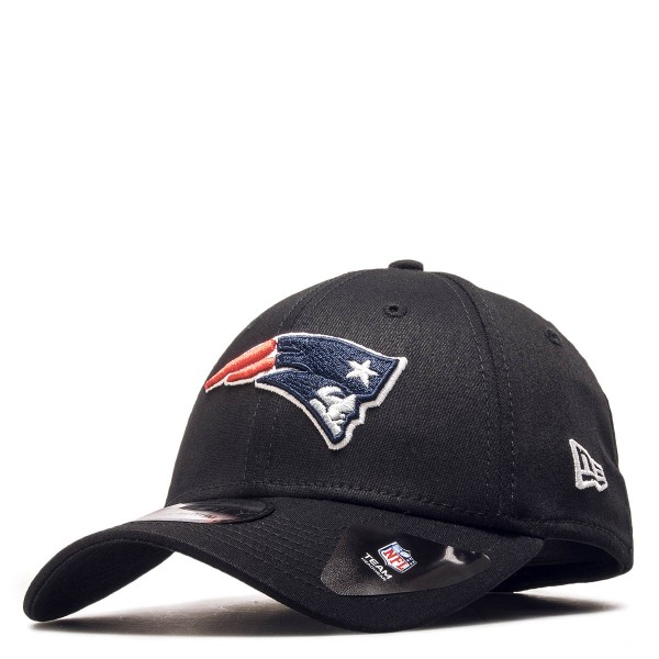 New Era 39Thirty Patriots Black Navy Red