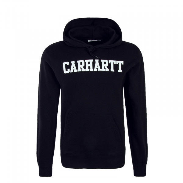 Carhartt Hoody College Black White
