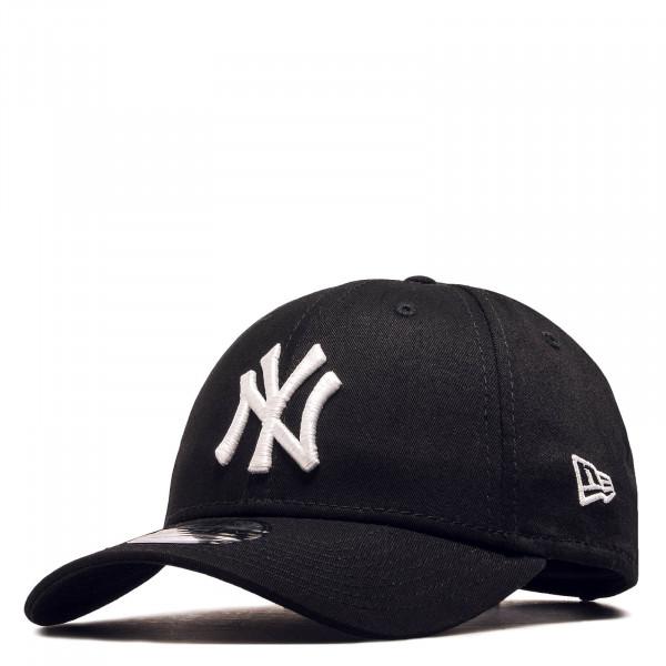 Cap 940 Leag Basic NY Black White