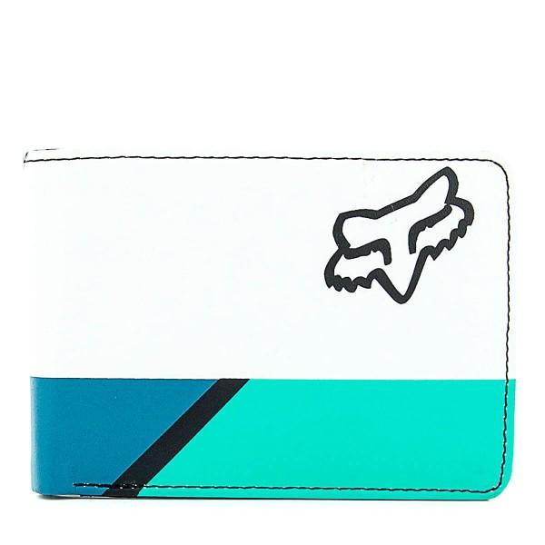 Fox Wallet Seca Badlands White Blue Mint