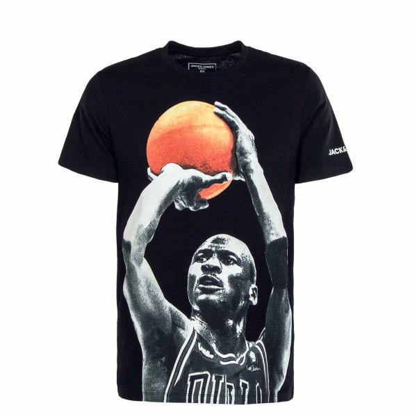 Herren T-Shirt - Legends Tribute - Black