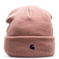 Carhartt Beanie Madison Soft Rose Blue
