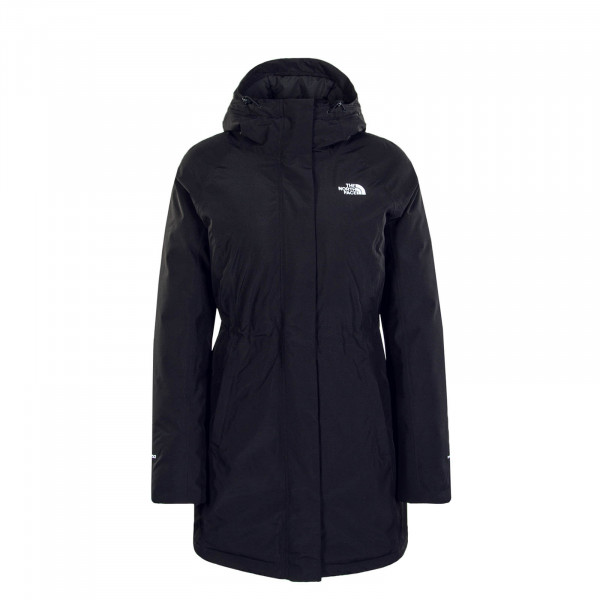 Damenjacke Rec Brooklyn TNF Black