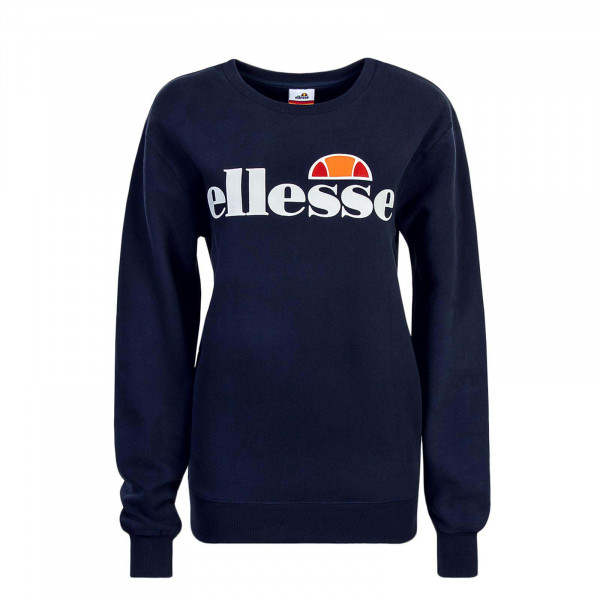 Ellesse Wmn Sweat Agata Crew Navy