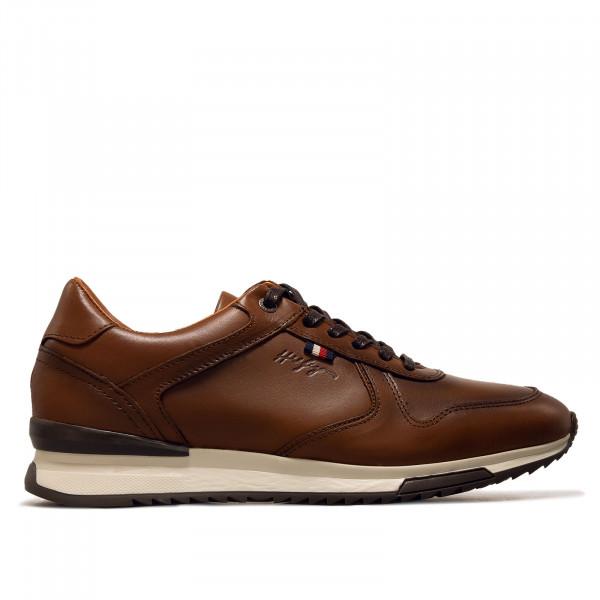 Herren Sneaker - Runner Craft Leather 3731 Winter - Cognac