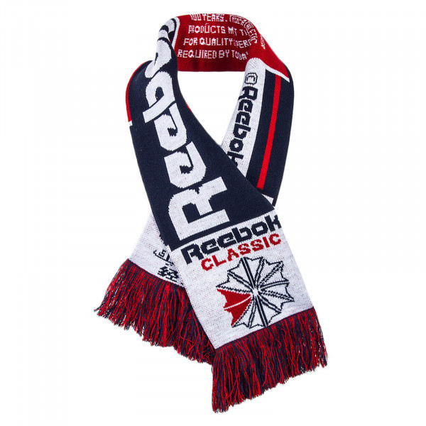 Reebok Scarf CL Football Fan SCA Navy Re