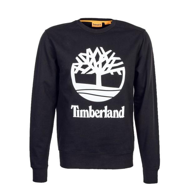 Timberland Sweat 90S Insp Logo Black