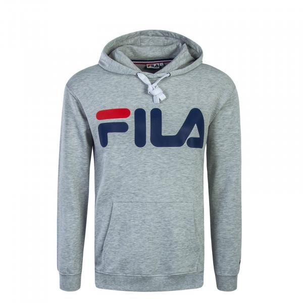 Fila Hoody Classic Logo Grey