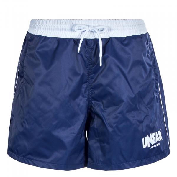 Herren Short Classic Label Swim Navy