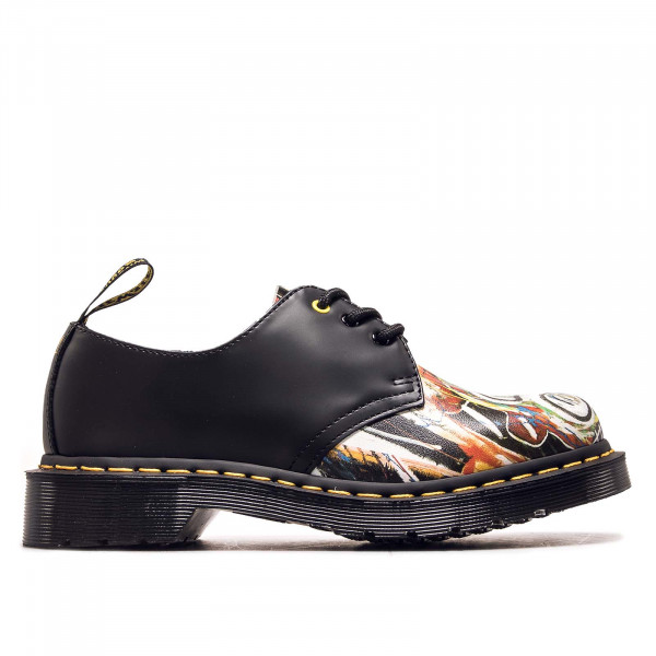 Damenschuh 1461 Basquiat Backhand Smooth Black Multi
