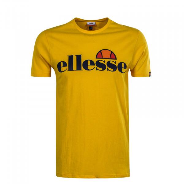Herren T-Shirt Prado Yellow Navy