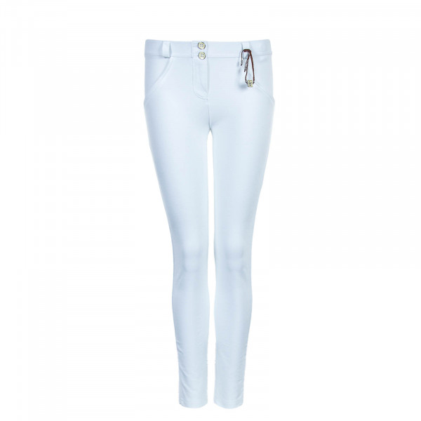 Damen Hose - WR.UP® 1 RS019 Pantalone Lungo White - White