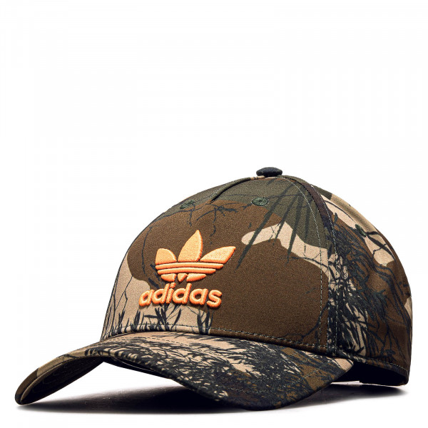 Cap Camouflage BB Black Hemp