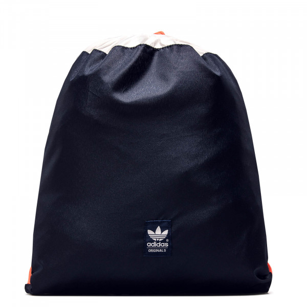 Adidas Gymbag Running Navy Orange